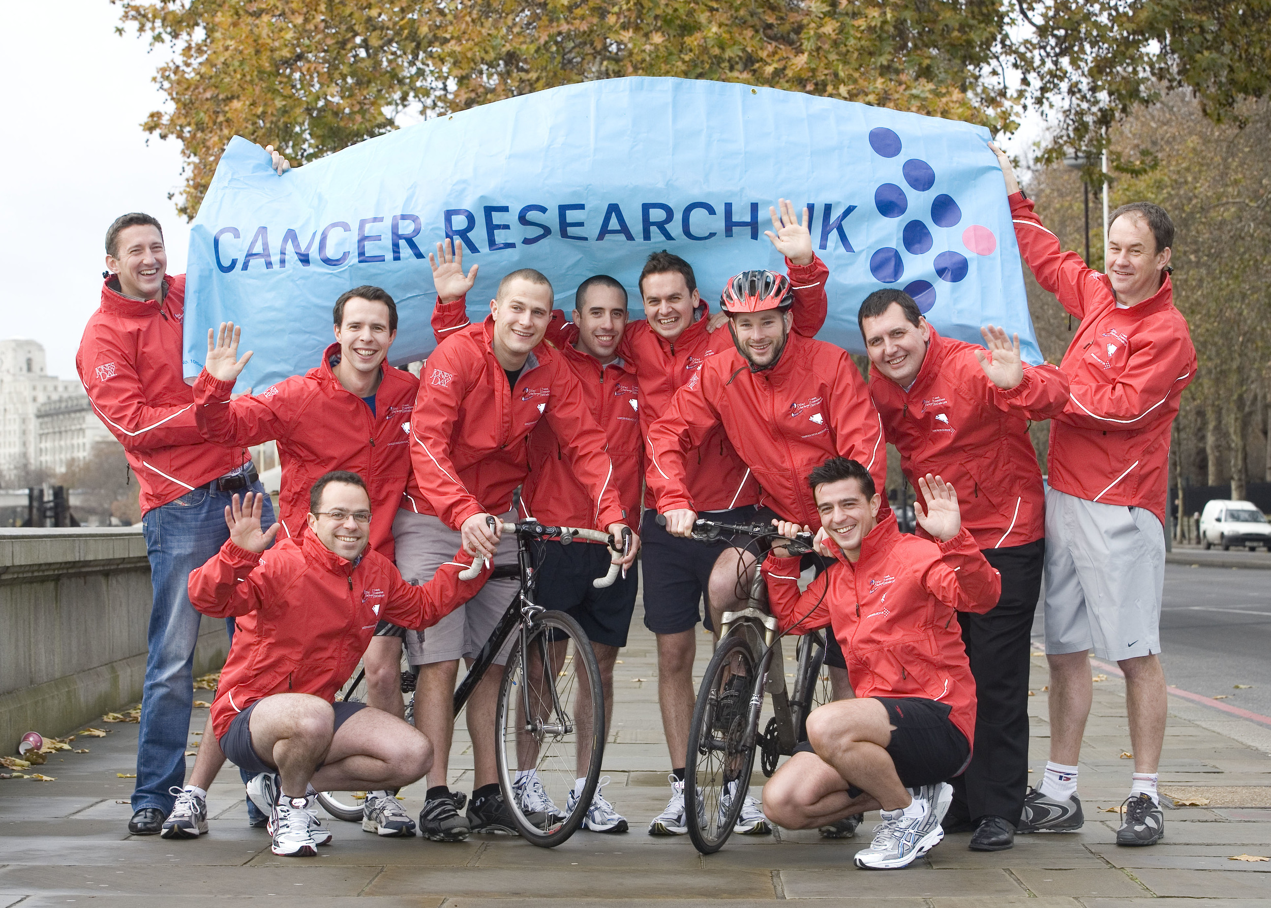 Cancer Research UK @ Jones Day