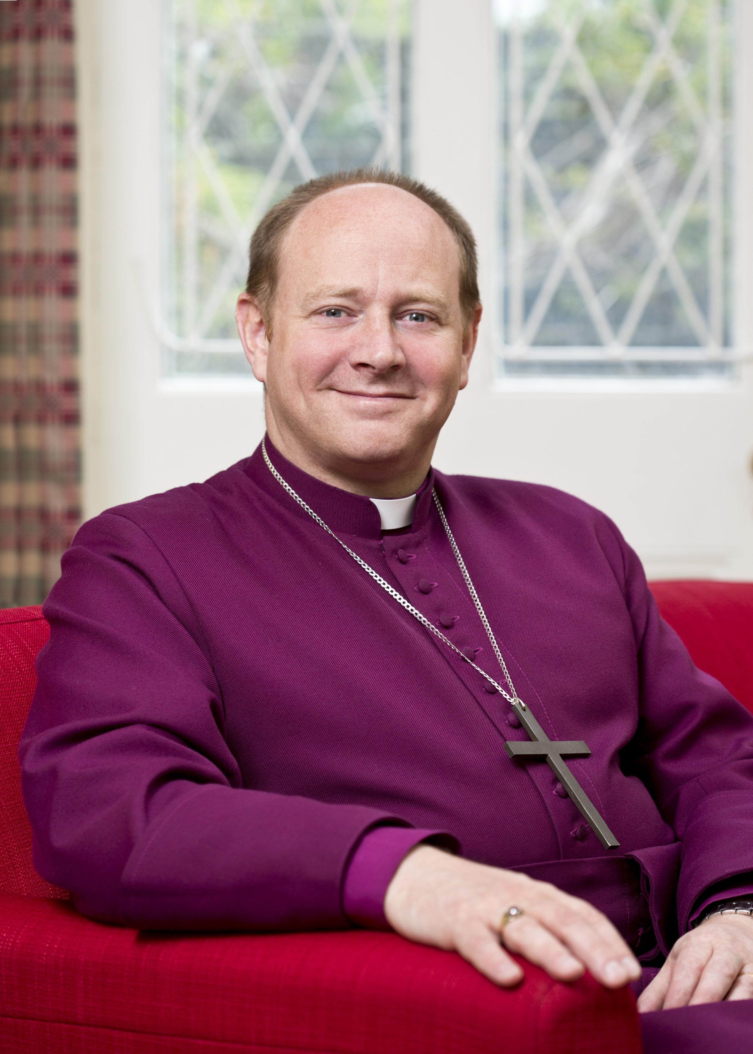 Bishop of Edmonton