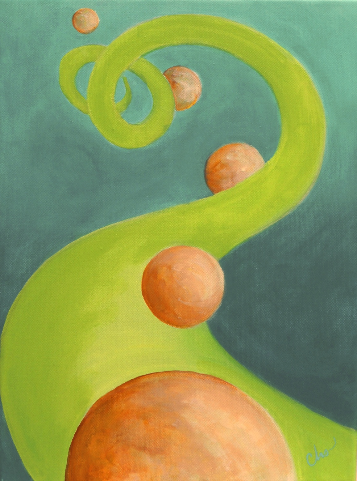 Consciousness Arising as a Pearl 16x12 July 2014 (for web).JPG