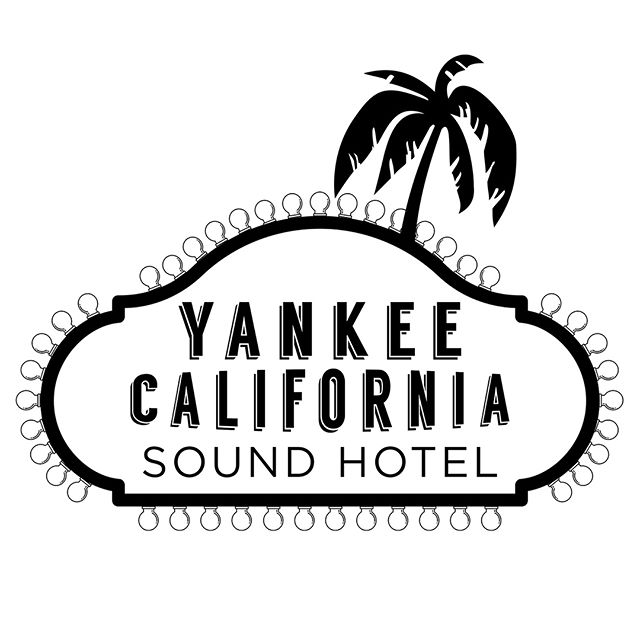 Greetings friends!  Today we're excited to share with you a new project: @yankeecaliforniasoundhotel is a music collective, production house and record label in Los Angeles.  But first and foremost, it is a fake hotel.  It was built by @cgcarey and @chrissysandman and is now open for bizness.  Today, we are thrilled to share the collective's first release: the debut EP from @anguidanguid aka @aidannboardman aka one of our oldest and truest musical companions.  You know him from @dreamtagram, you've heard him play bass with @summerunderground on tour and on record.  Anguid's EP is beautiful but we're a bit biased - Grant co-produced and mixed it & Chrissy sings on it - so go check it out for yerself!