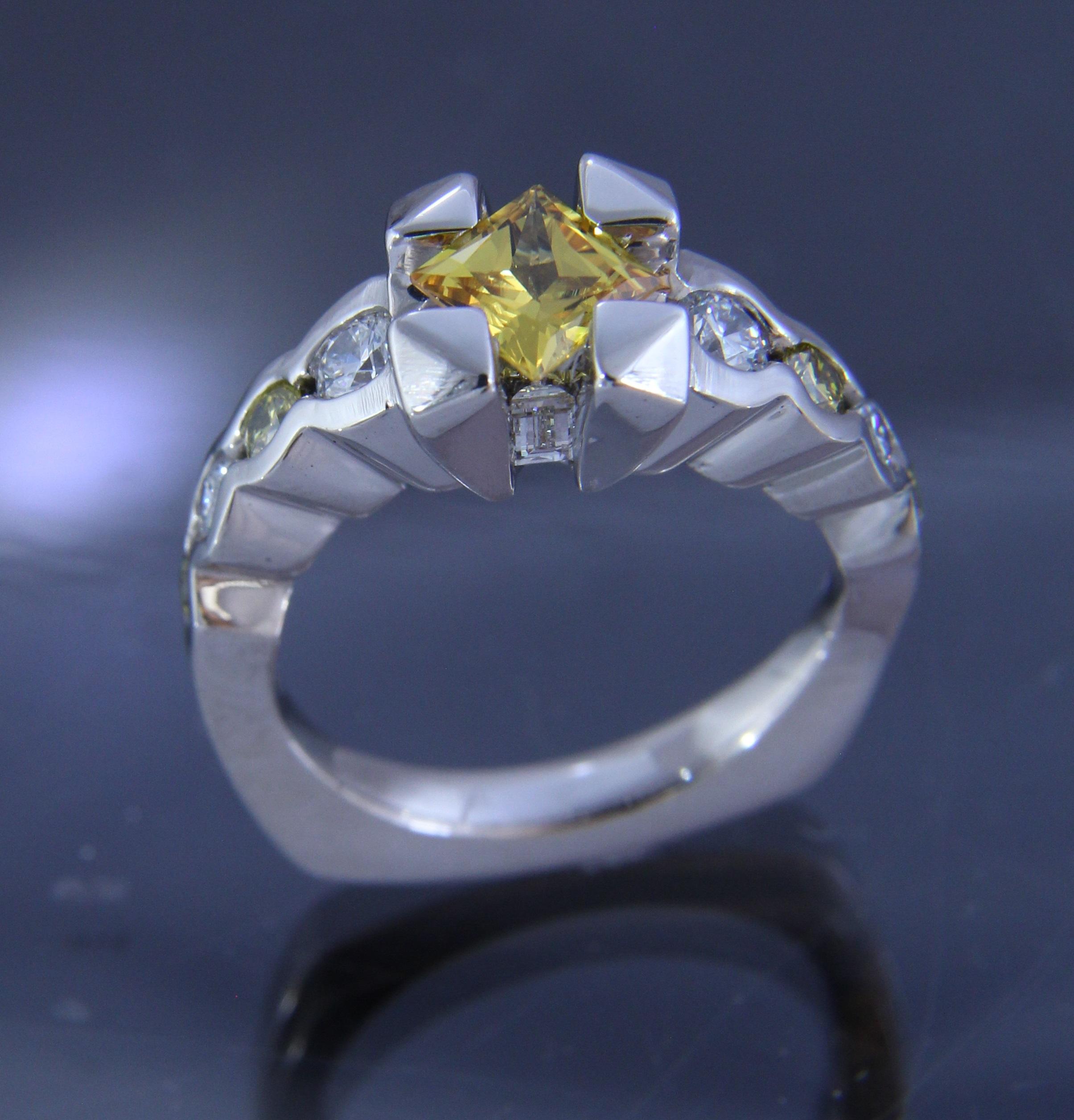 yellow sapphire natural diamonds engagement ring.jpg