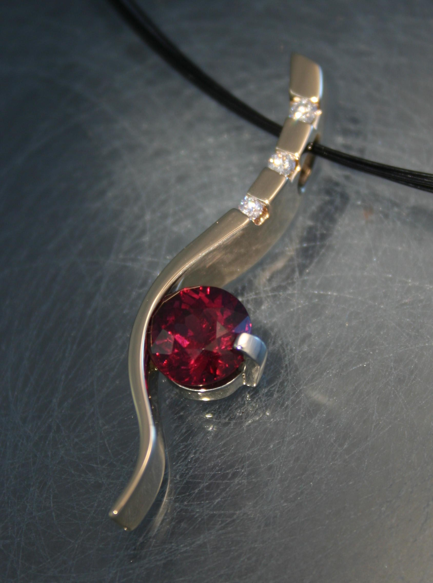 yellow gold garnet diamond pendant.jpg