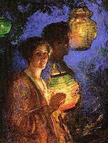 Genth Woman with a Japanese Lantern.jpg