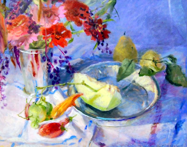 Donna Phipps Stout foiled melon.JPG