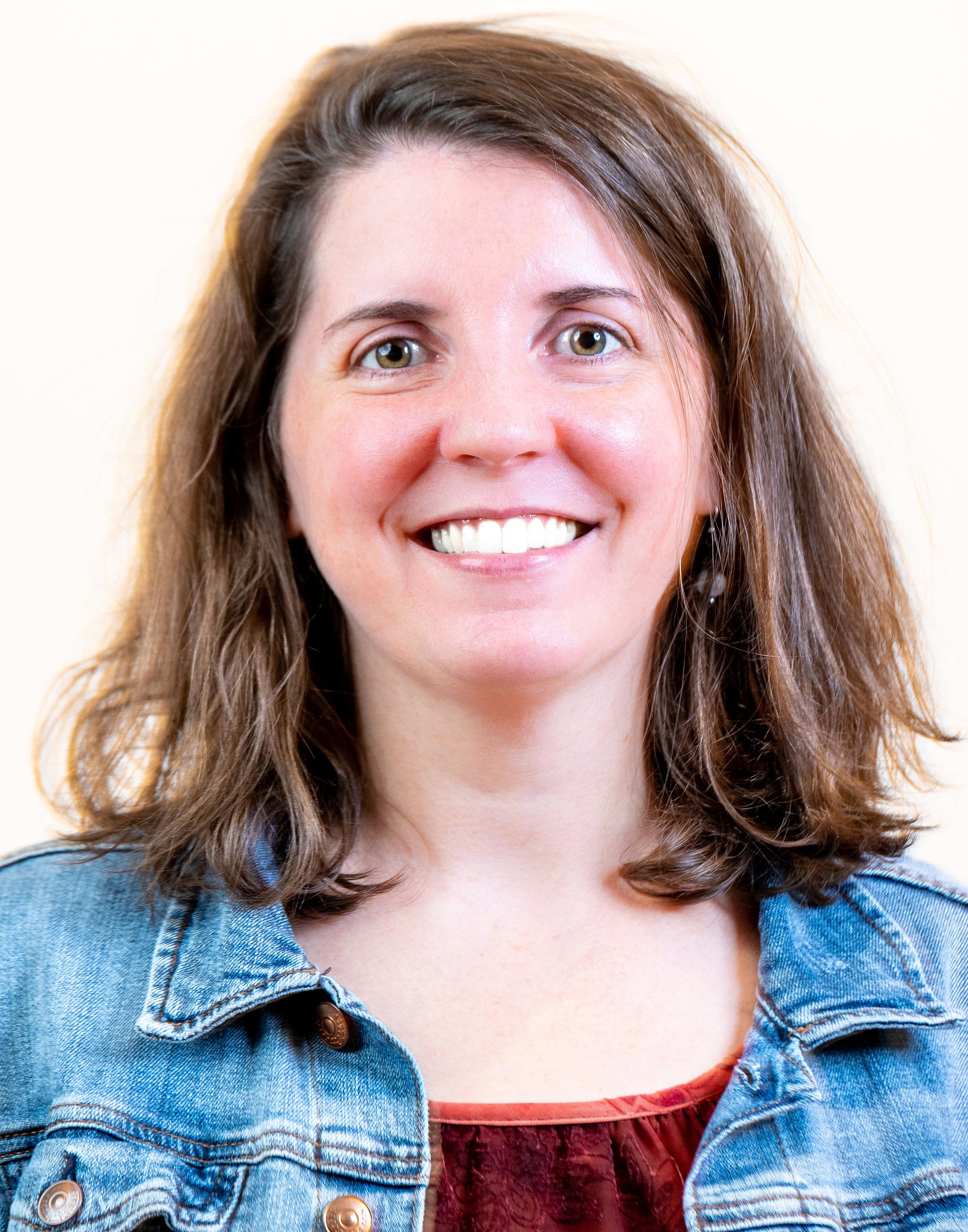 Kristina Anthony,  HMA Exhibitions Manager