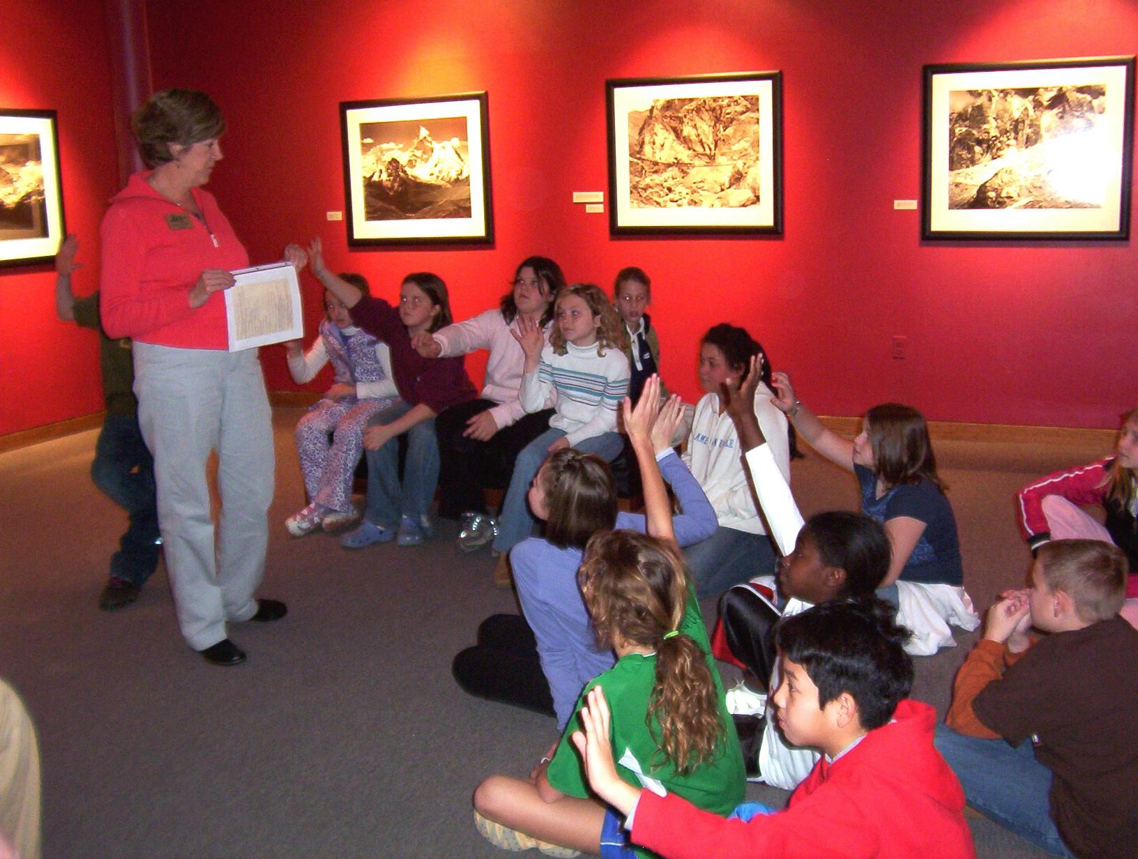 4th Grade Field Trip Tour, 2007