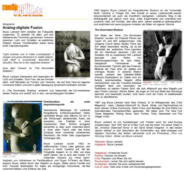 meinberlin.de: Analog-digitale Fusion