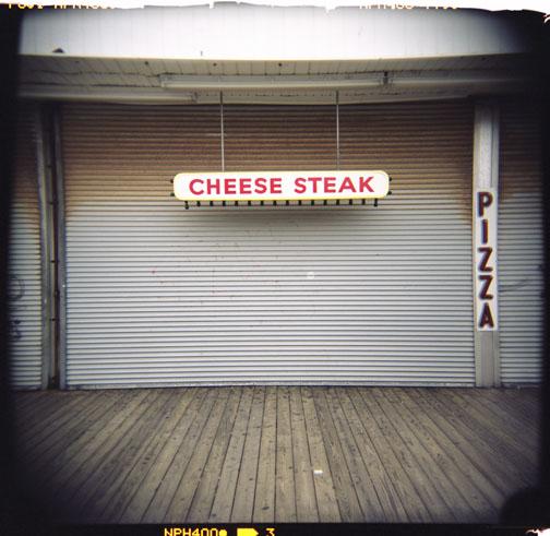 Cheese Steak,Seaside Park, NJ 2004