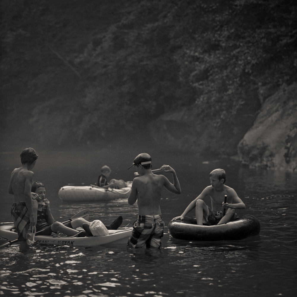 Lost Cove Creek, NC by Bryce Lankard