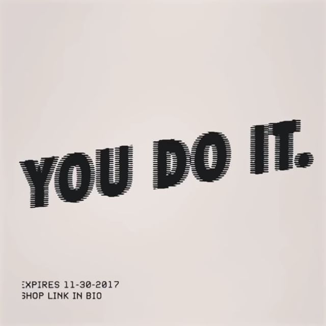 YOU DO IT. limited-time-release on Tee / LS / Crew / Hoodie Quality Blanks - #youdoit #marchbank #brand #nike #justdoit #clothing #streetwear #fashion #design #graphicdesign #logo #type #typeographic #sayings #motto #slogan #art #apparel #hypebeast #vfiles #streetphotography #photography #style #limited