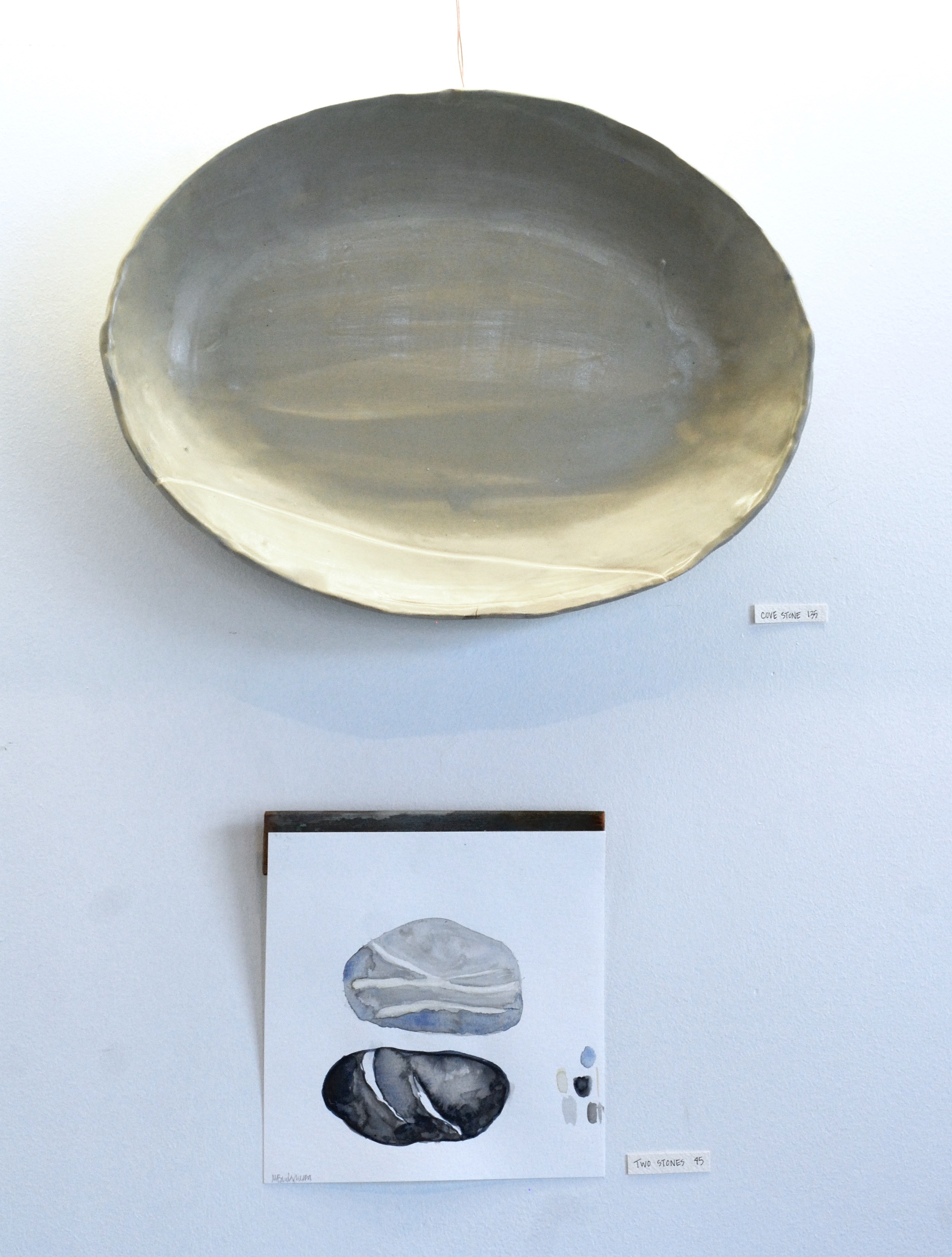The platter is one of the functional pieces in this group.