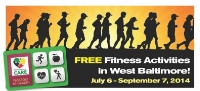 Additional Weekly FREE Classes in West Baltimore!...Win prizes for participating!