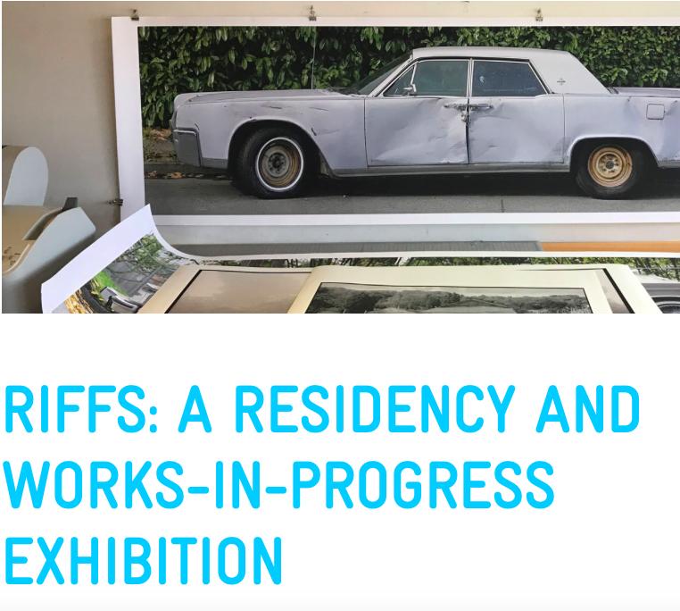 RIFFS Residency  Co-organized with Kemi Adeyemi PCNW. Seattle, WA April, 2019
