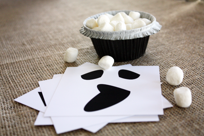Halloween Birthday Party Printables