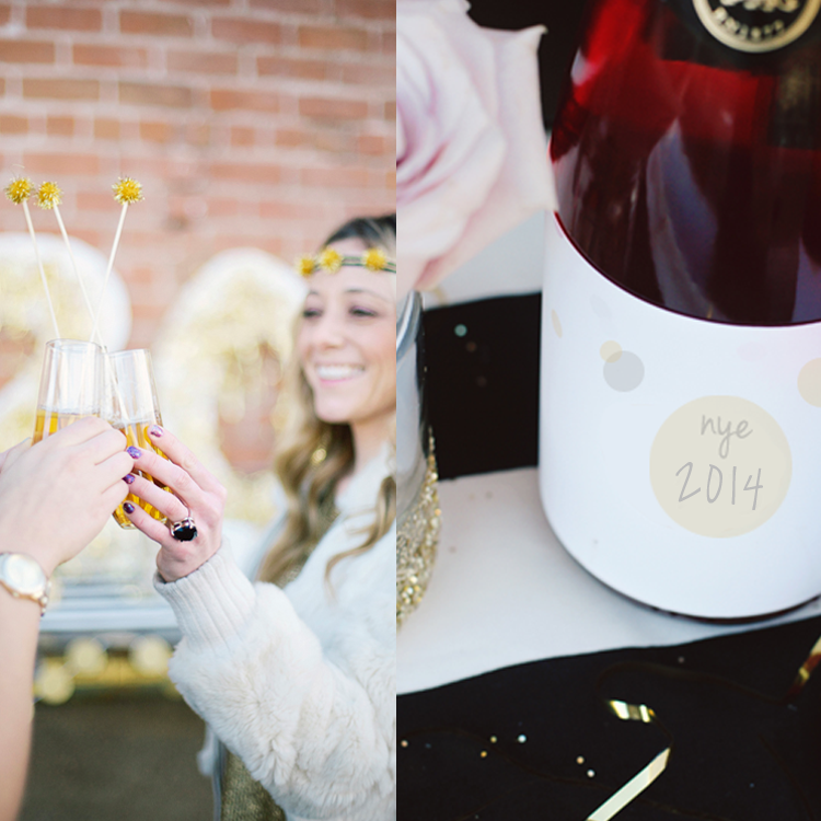 New Years Party Printables