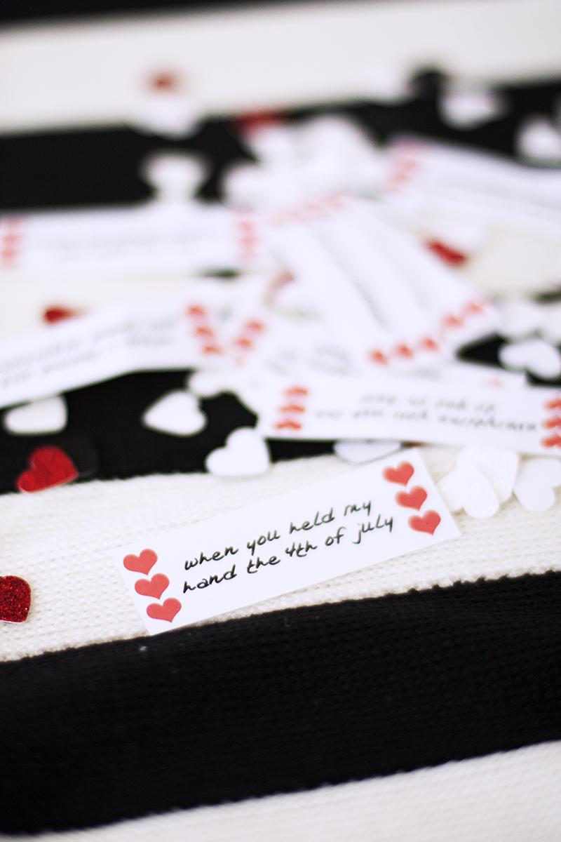 Valentine's Day DIY Confetti