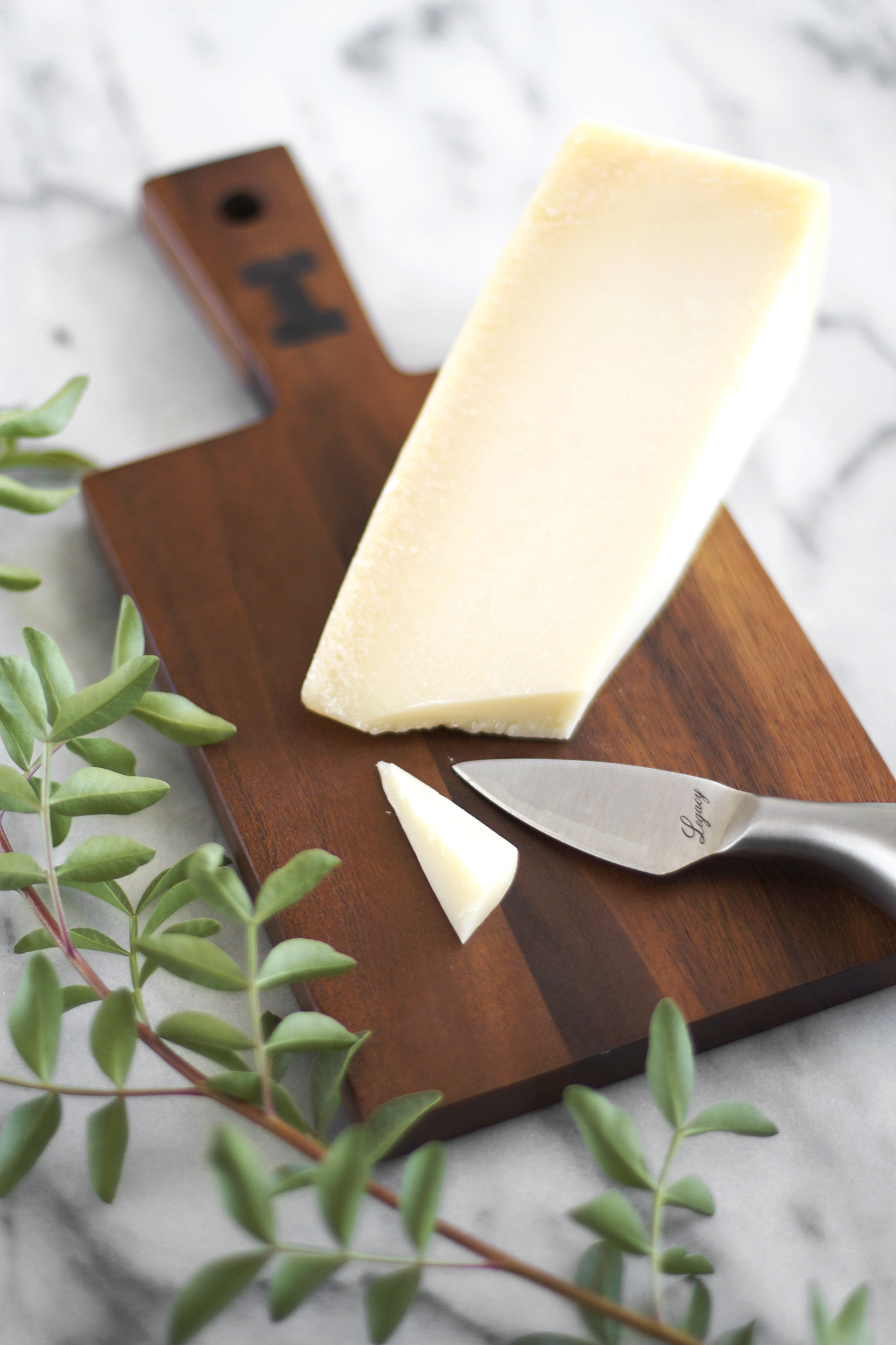 DIY Personalized Cheese Board
