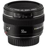 Canon 50 mm 1.4 Lens