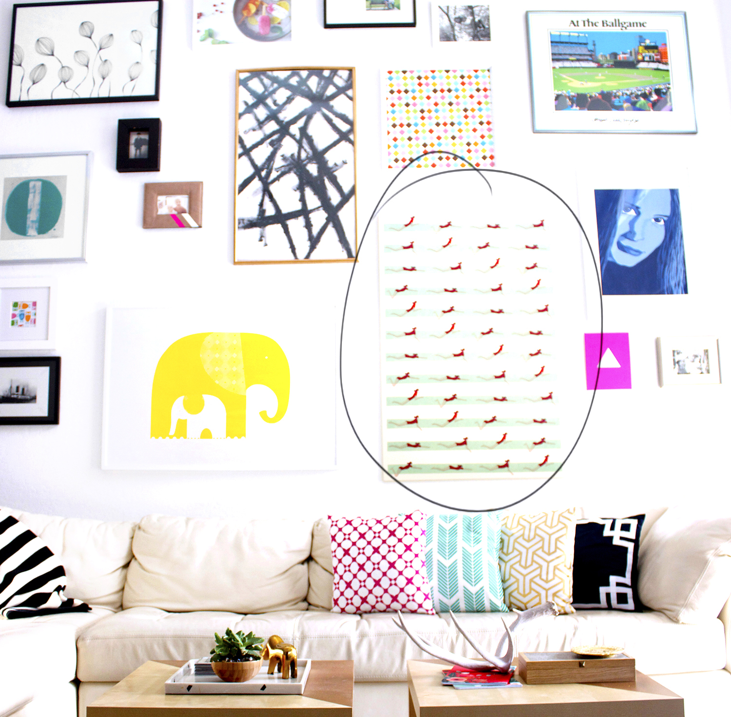 How To Do A Gallery Wall