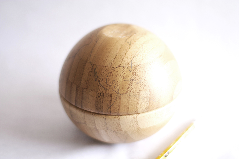 DIY Globe Step 1