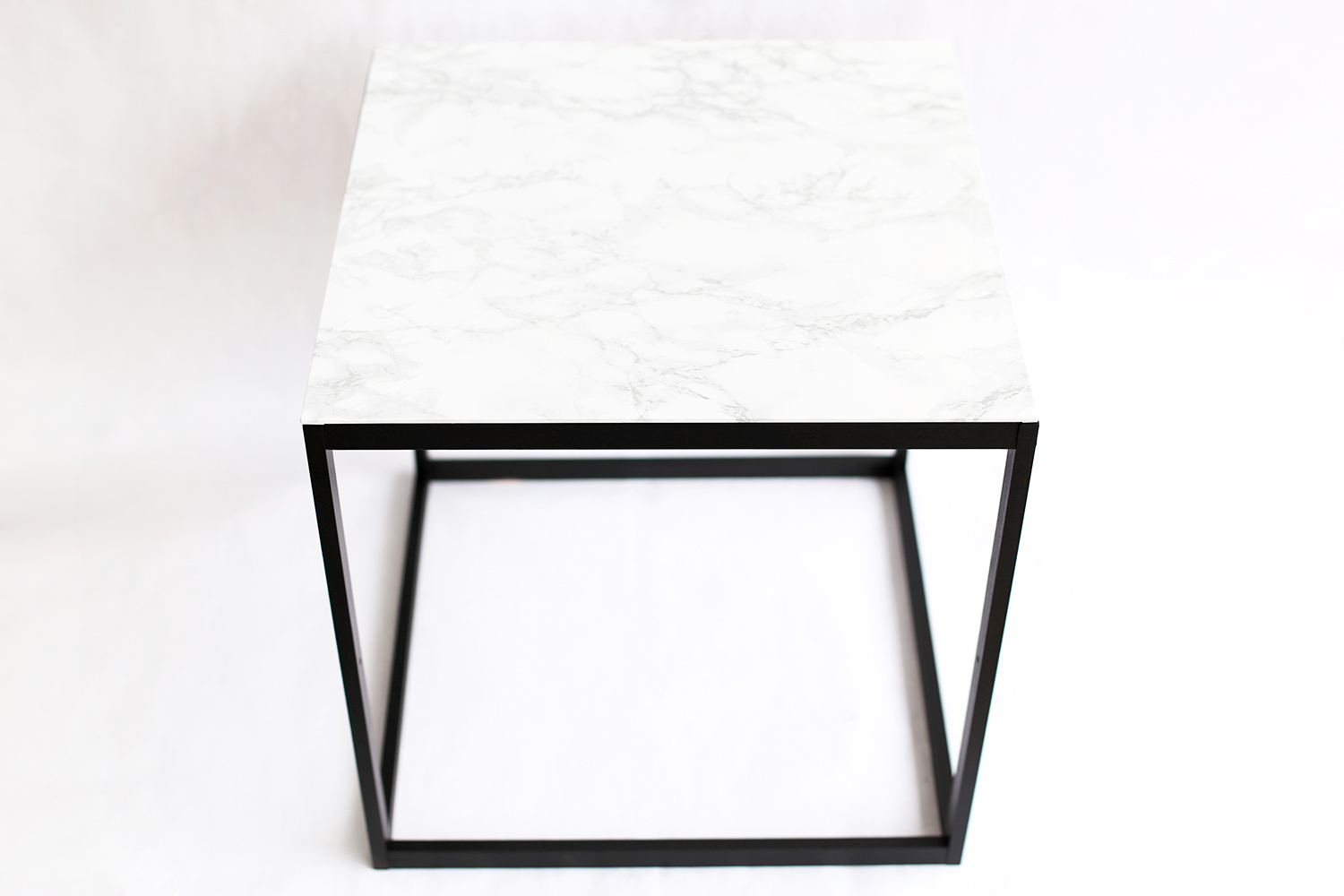 DIY marble table step 4