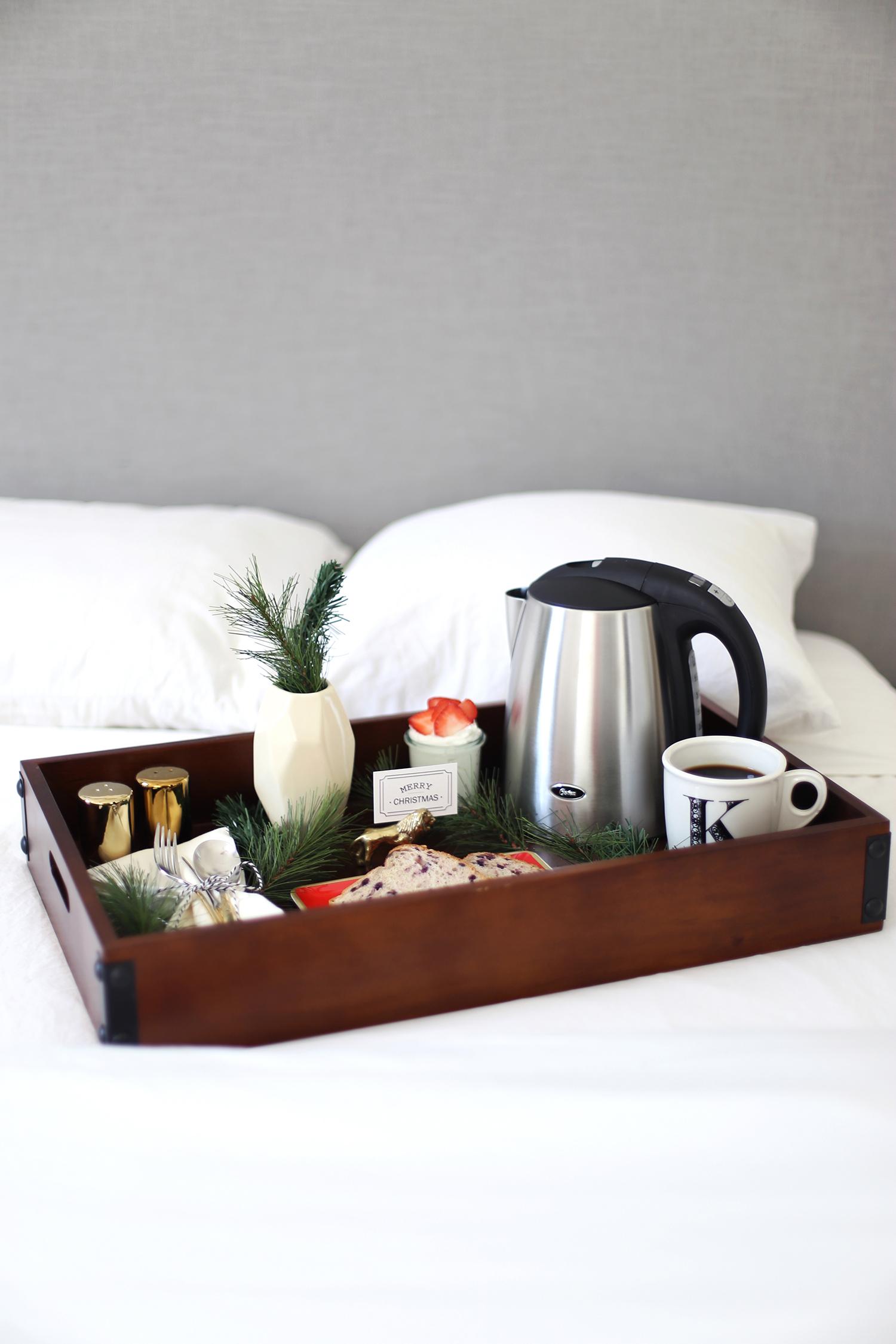 ideas for breakfast in bed