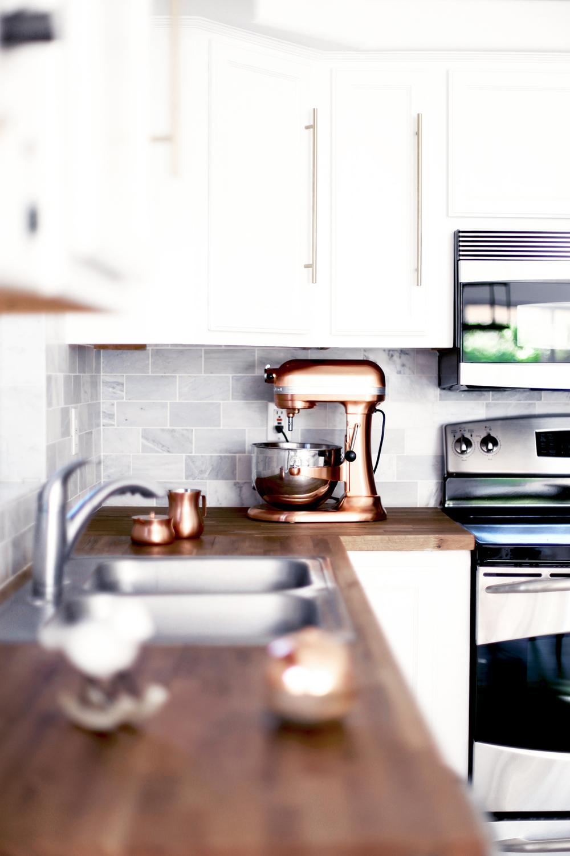 Diy Brass Kitchen Hardware Kristi Murphy Diy Blog