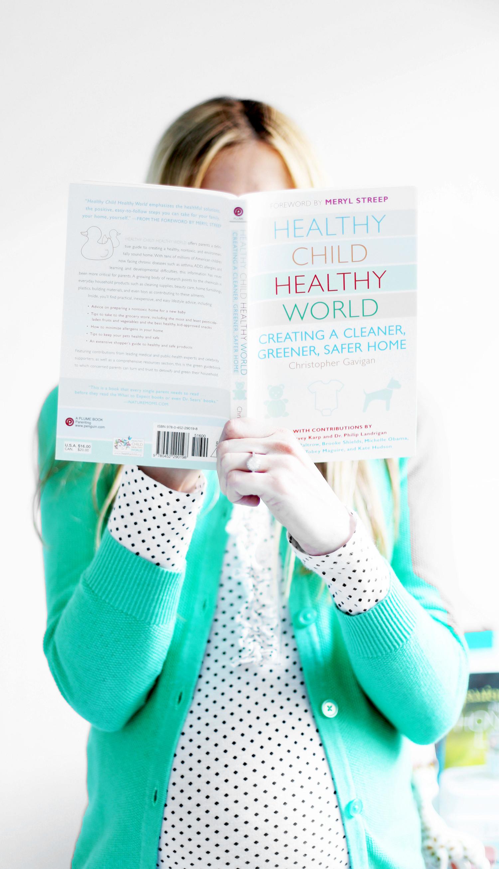 Healthy Child Healthy World baby shower gift ideas