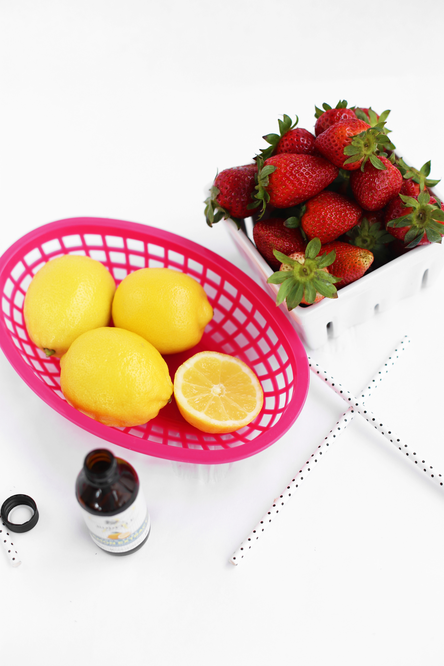 strawberry float recipe