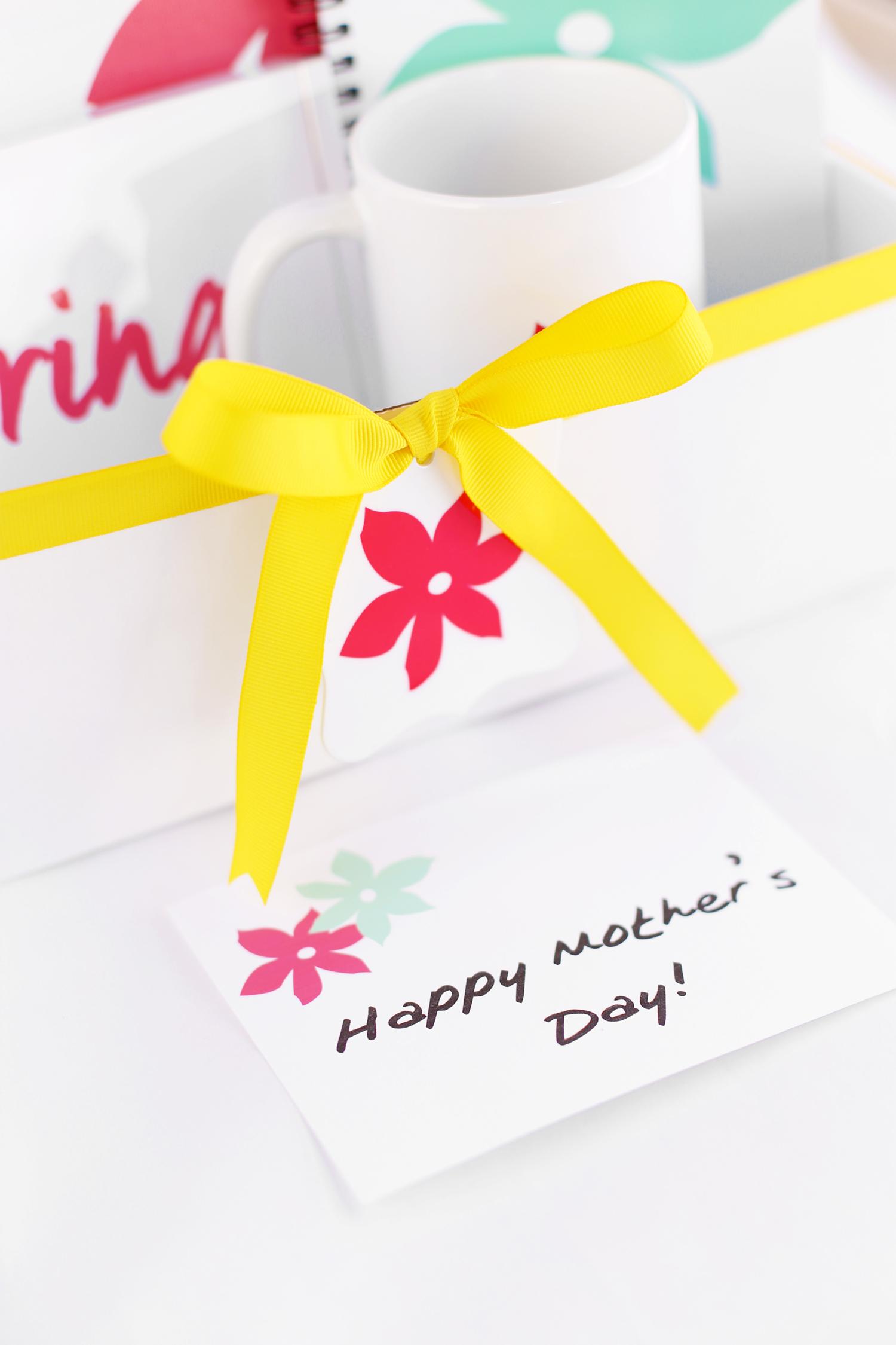 Mothers Day Spring Gift Basket Kristi Murphy Diy Blog