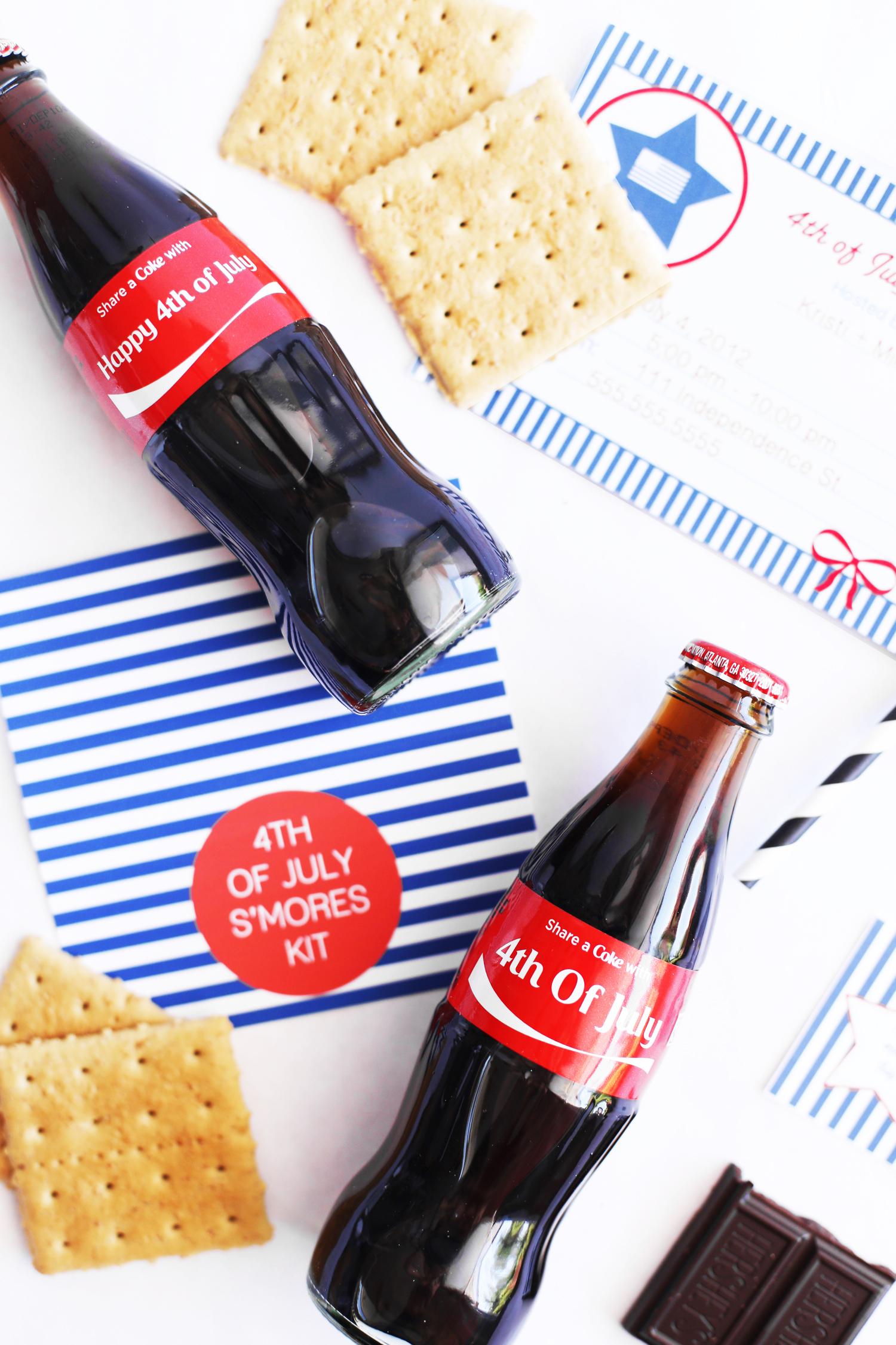 Coke blog sponsorship