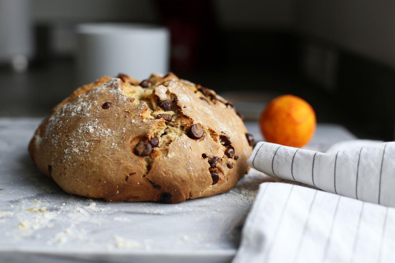 sweet Irish Soda Bread