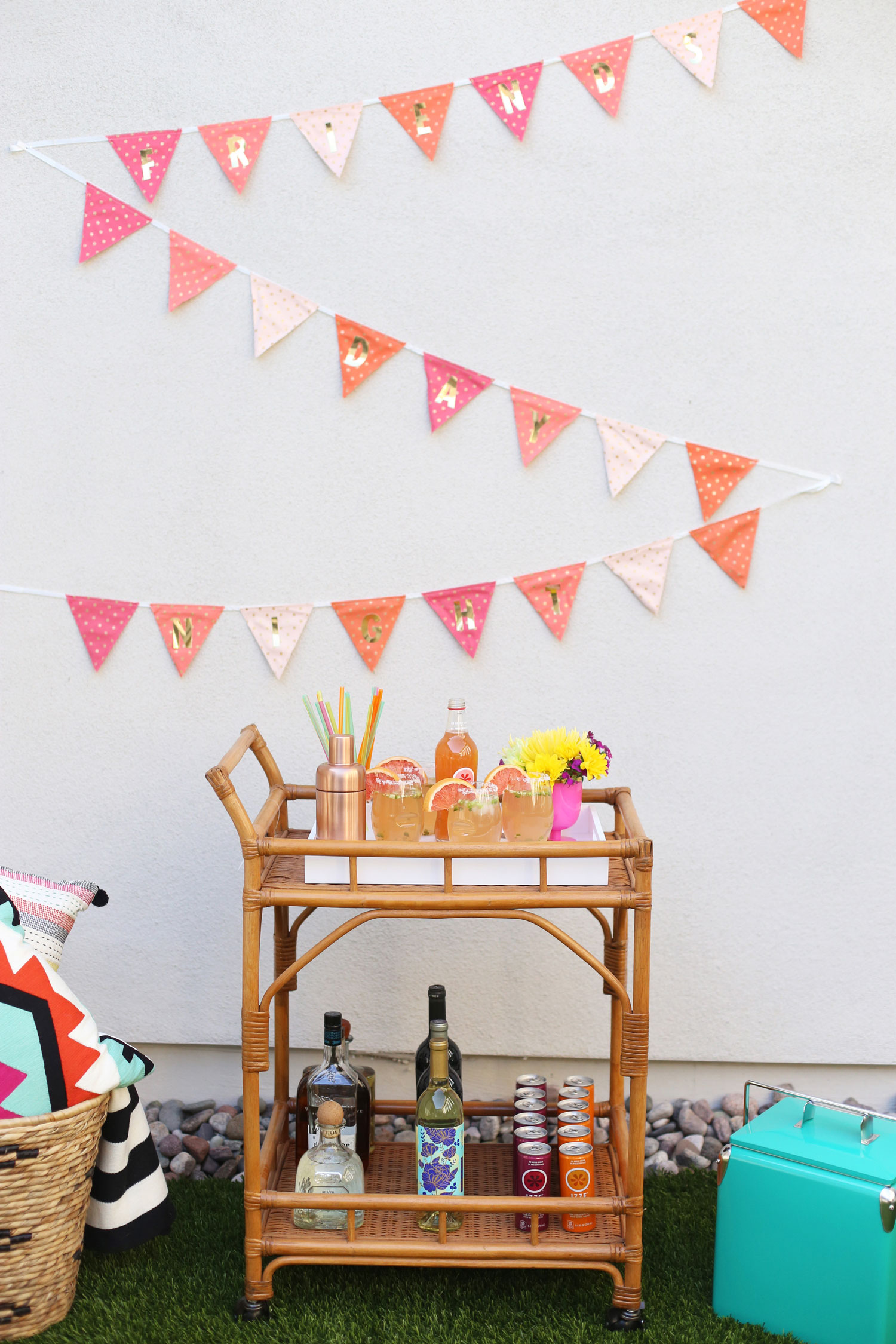 summer outdoor party ideas