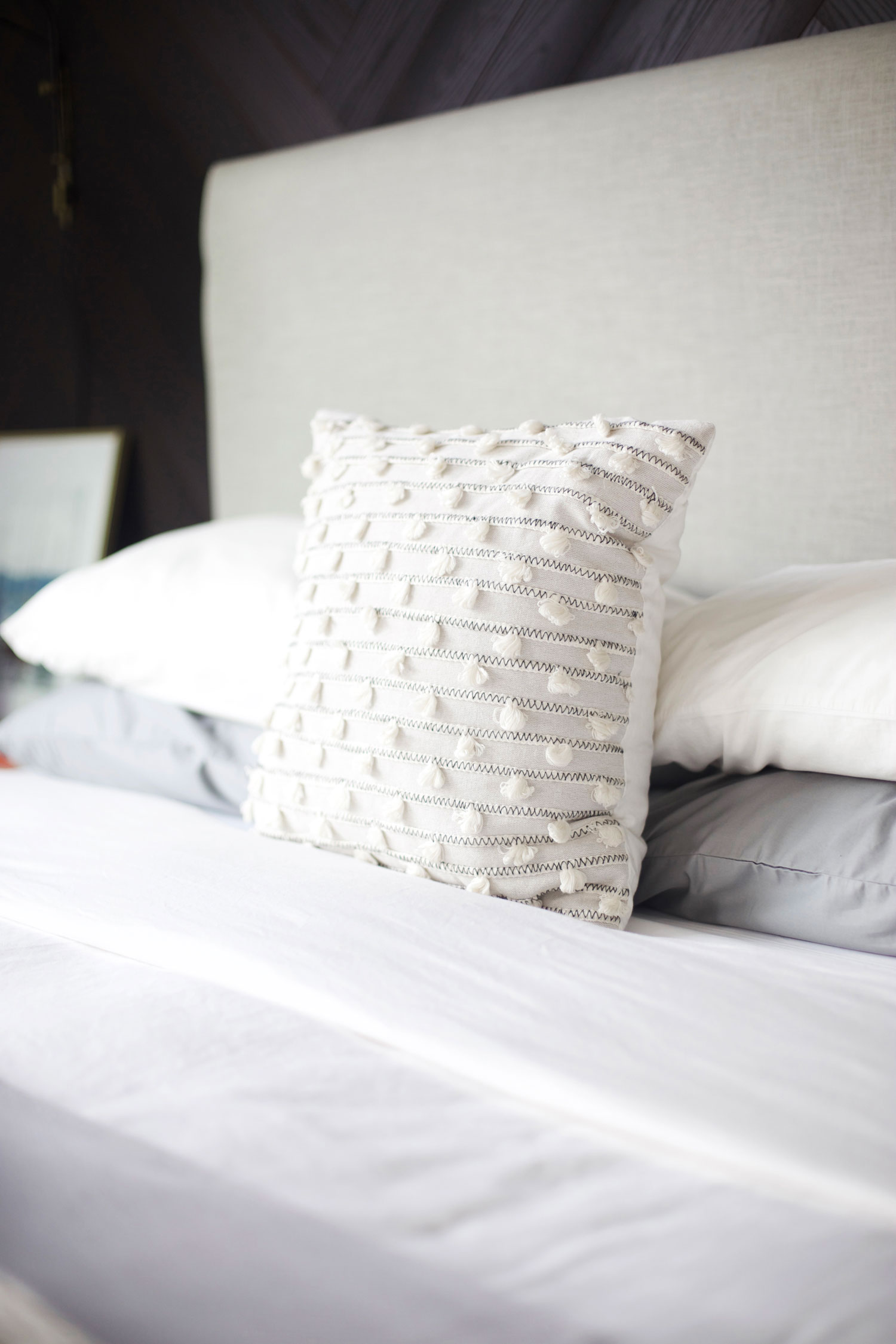 bed styling ideas