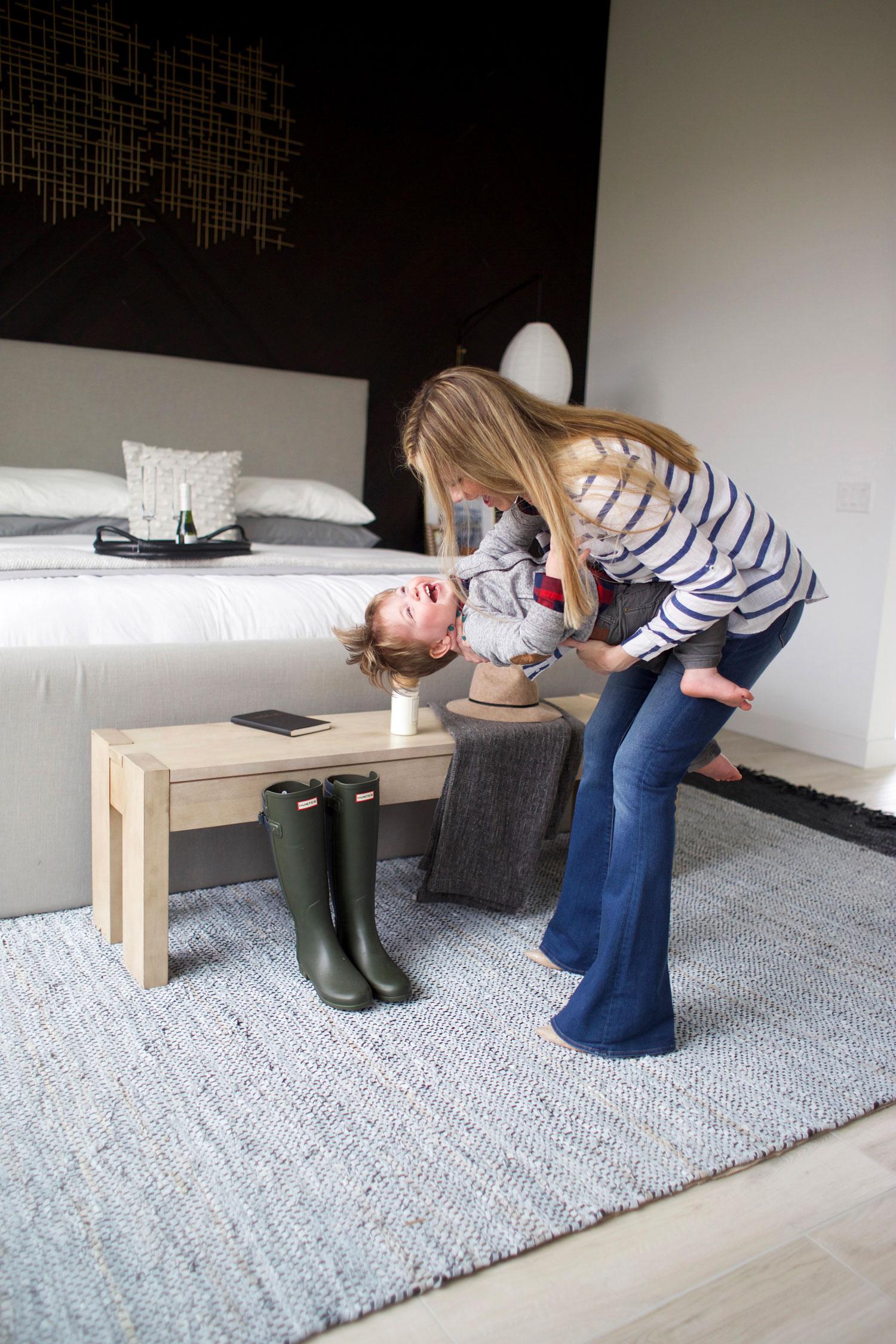 master bedroom tours