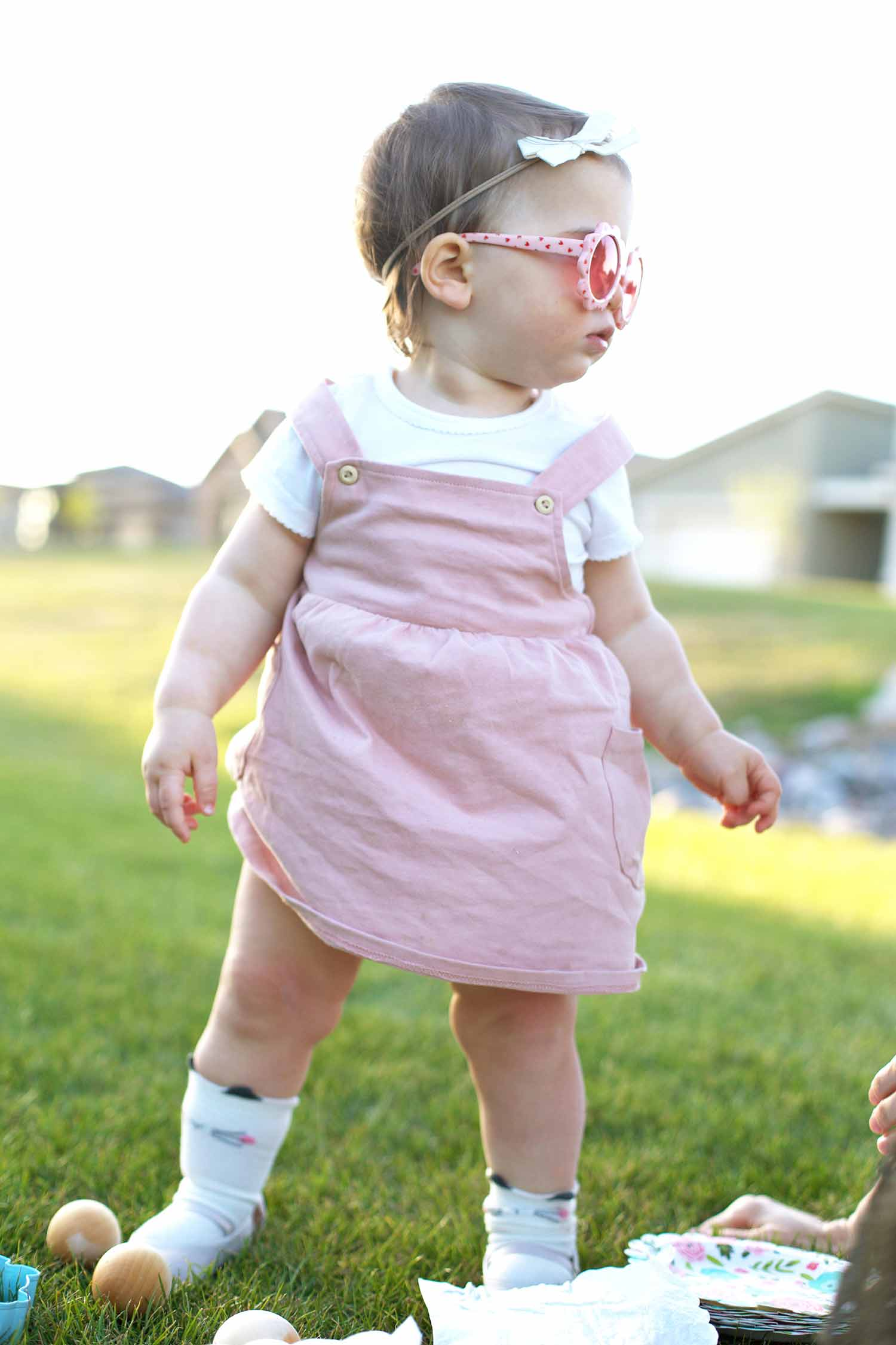 spring outfit ideas for baby girl