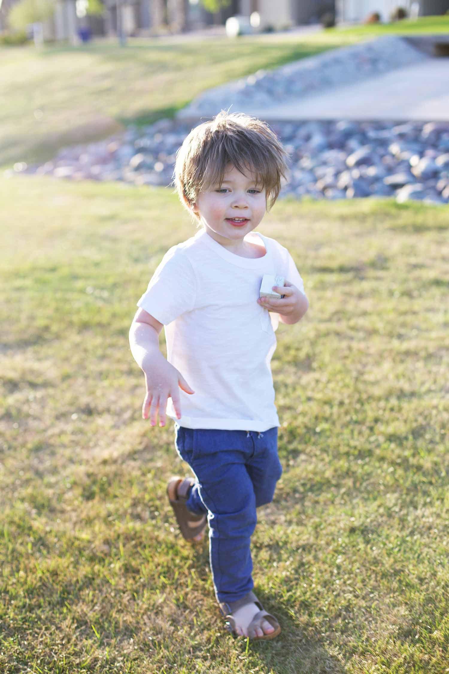 boy spring outfit
