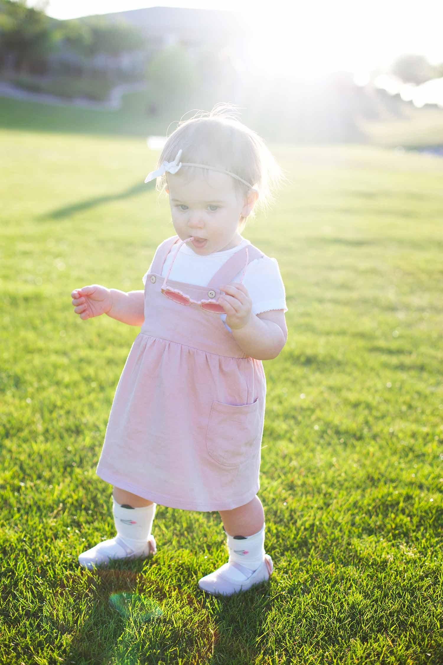 Easter dress for baby girl