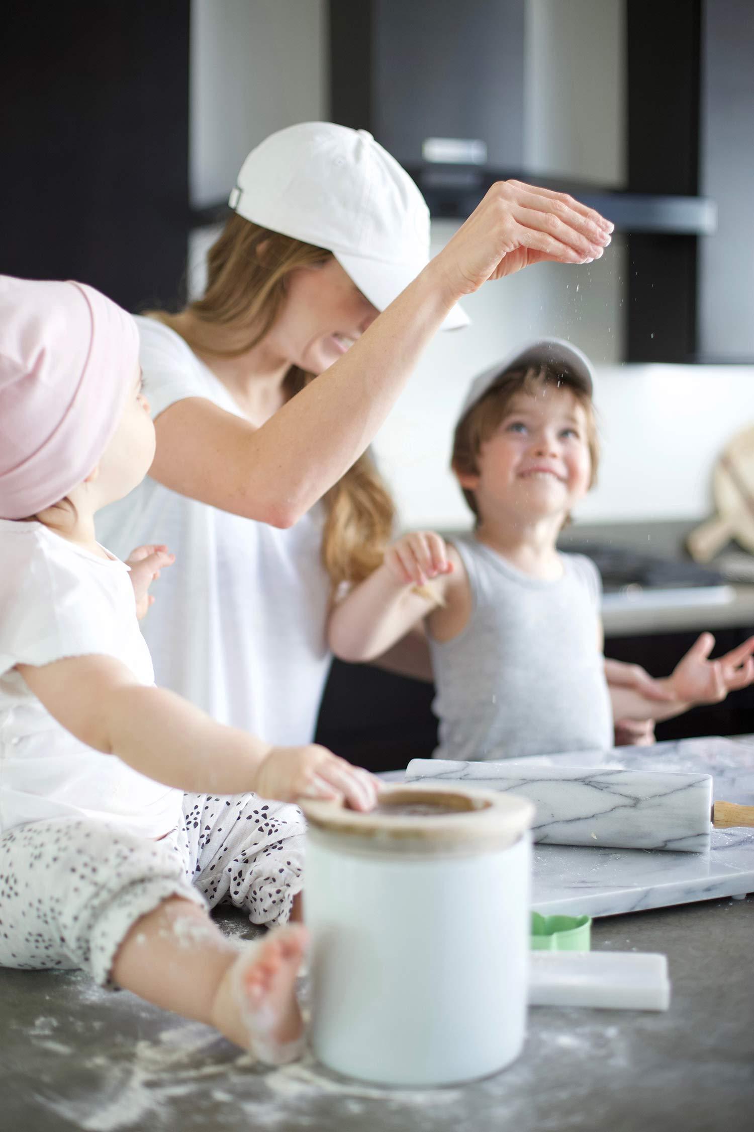 spring bake baking with kids