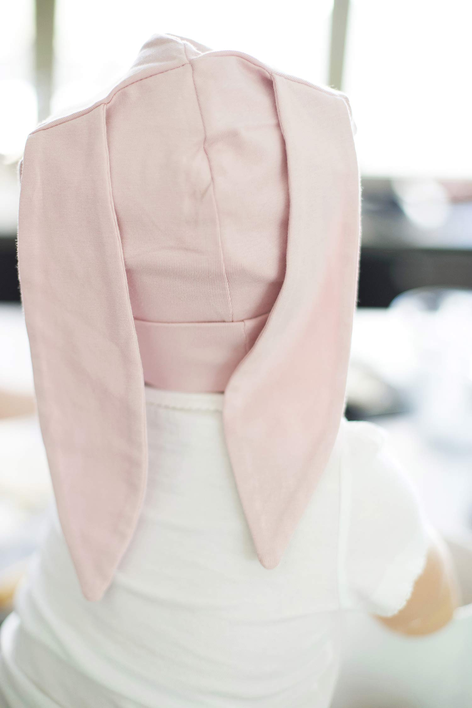 girl spring outfit ideas hat with ears