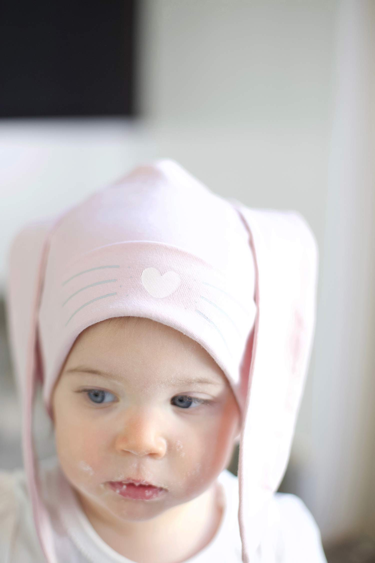 girl hat with ears