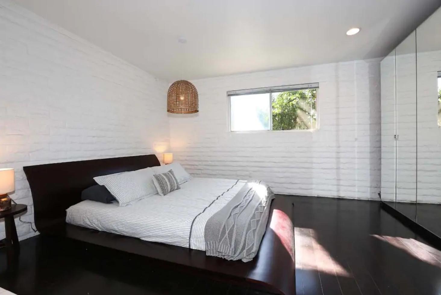 master bedroom makeover before