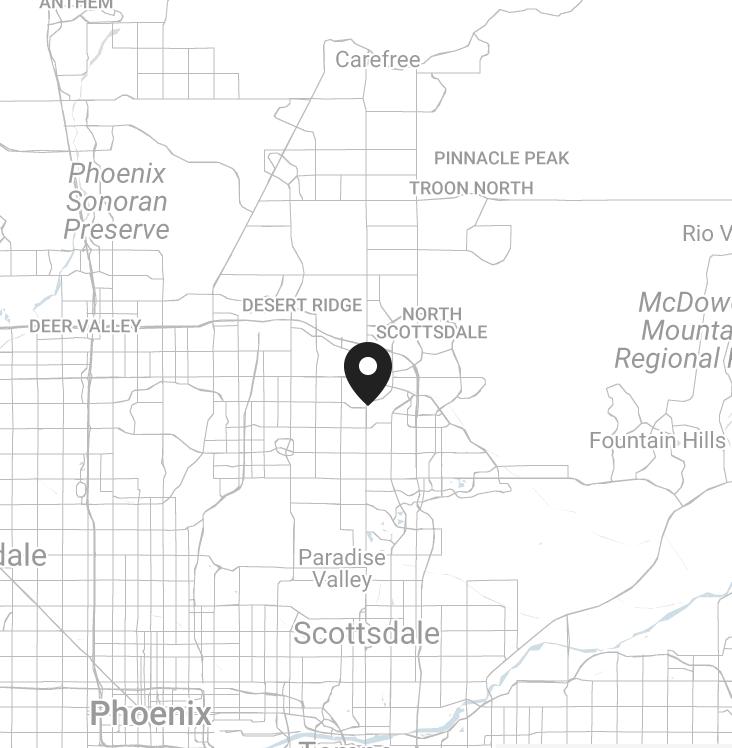 CORPORATE HEADQUARTERS - 4110 North Scottsdale RoadSuite 270Scottsdale, AZ 85251Toll Free: 866.388.2410Direct: 480.385.2400Fax: 480.385.2499