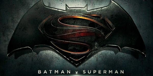 The logo for the newest DC film.