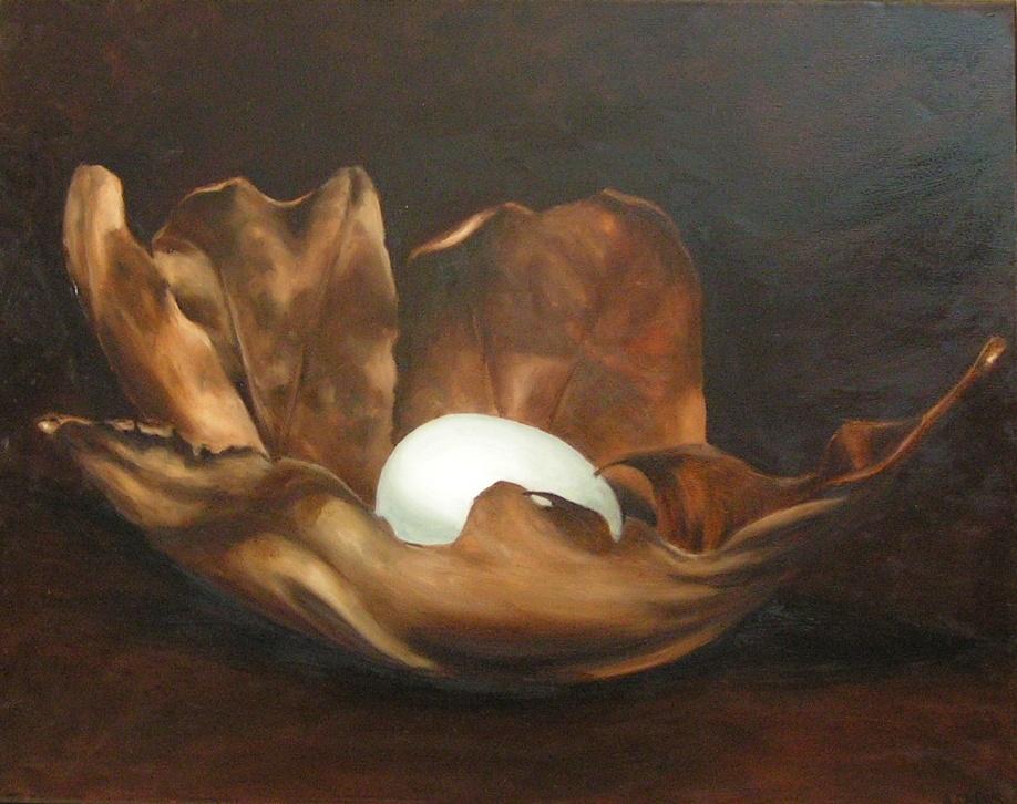 "Artist: Amy Crews, ""Refuge"""