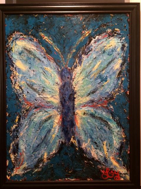 Artist: Alisa Poole, Morphos-Transformation