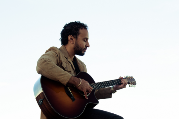 Gabriel Tajeu shares songs from his new album, Finding My Way.