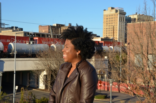 Award-winning poet  Ashley Jones  will read poems from her upcoming book Magic City Gospel.