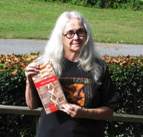 Cherokee poet Jerri Beck will share from her collected works.