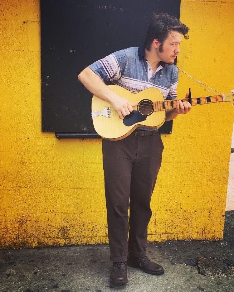 James Mullis, singer/songwriter
